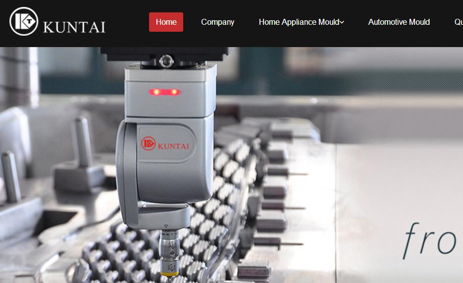 模具设计制造外贸网站设计